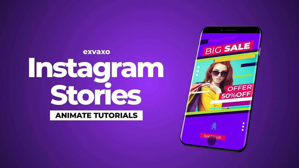 Creating Modern Instagram Story