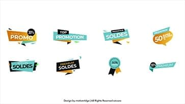 Promo Badges