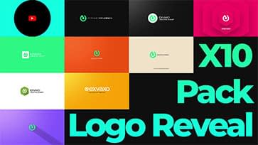 Logo Reveal Pack
