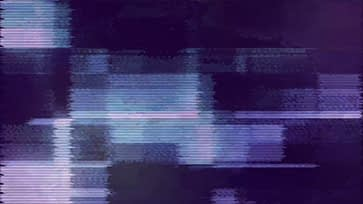 Vintage VHS Effects Overlay