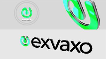 Water Ripple Logo Reveal